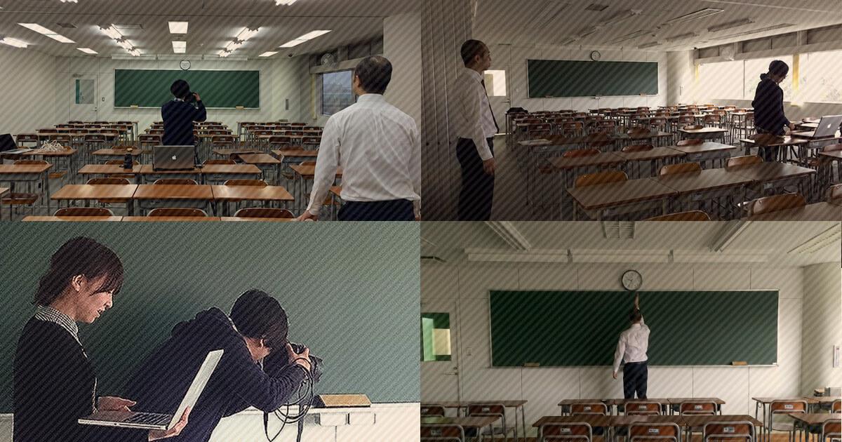 WEBサイト制作:パートナーさんとの写真撮影編