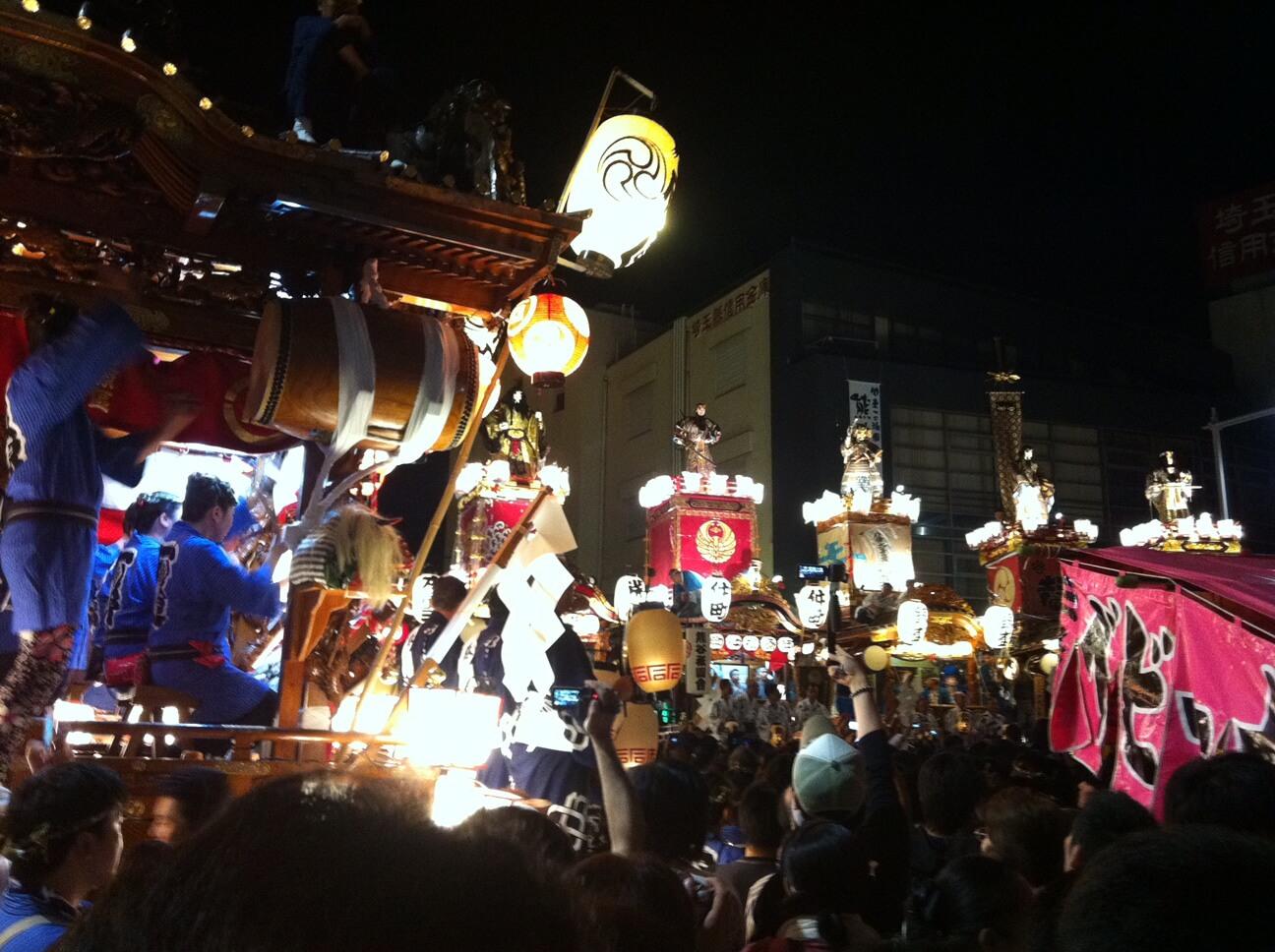 【ふるさと紹介】暑い町でのアツイお祭り!