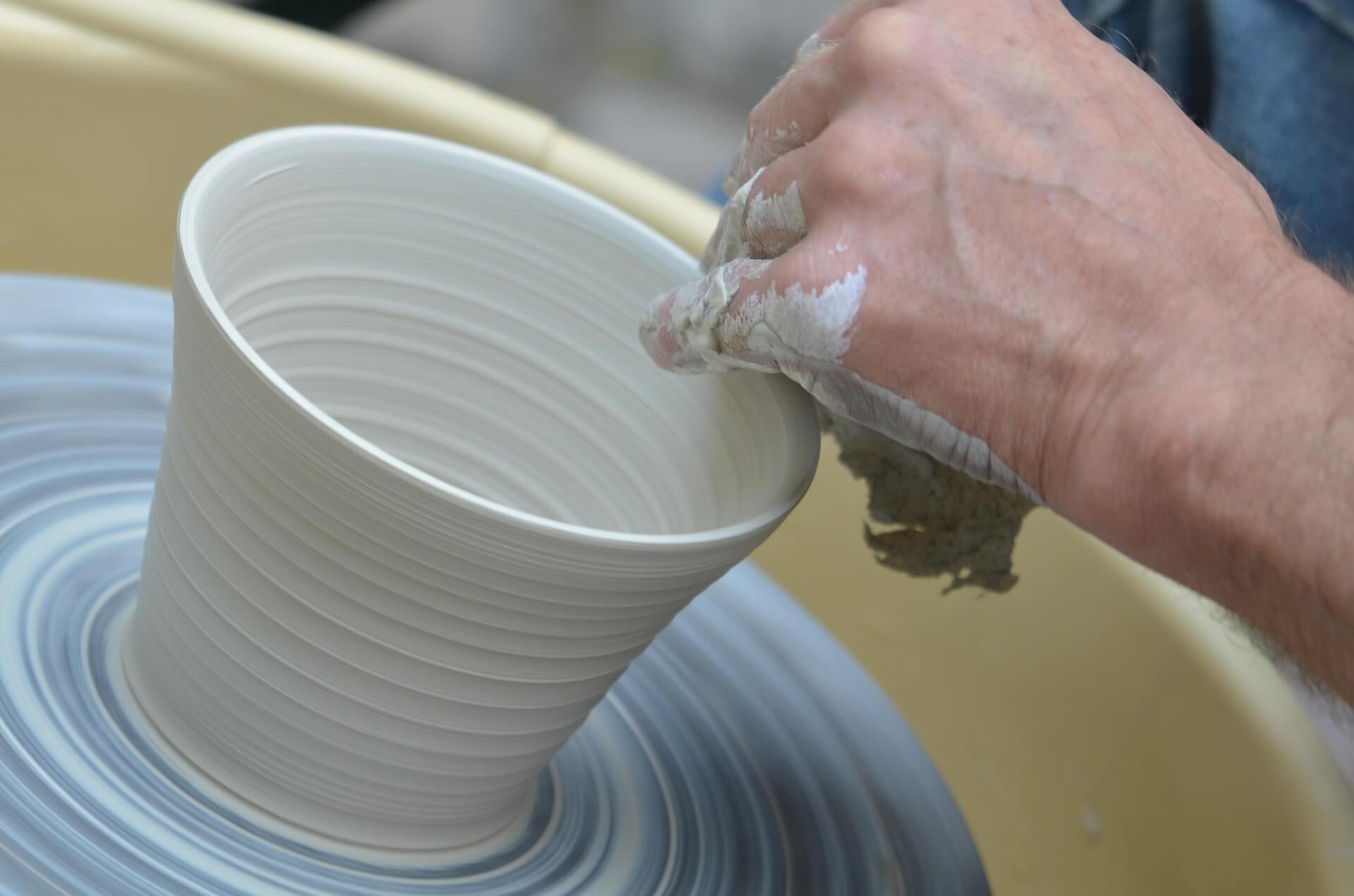 陶芸はじめました